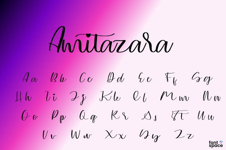 Amitazara Font