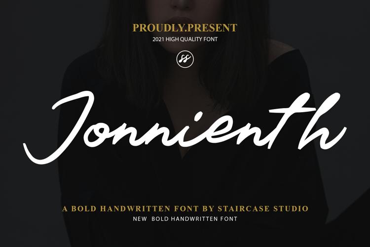 Jonnienth Font
