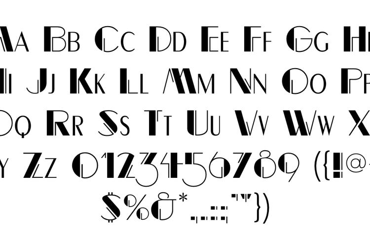 RightBankFLF Font