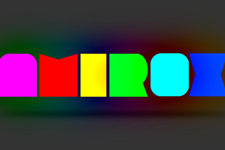 Amirox Font