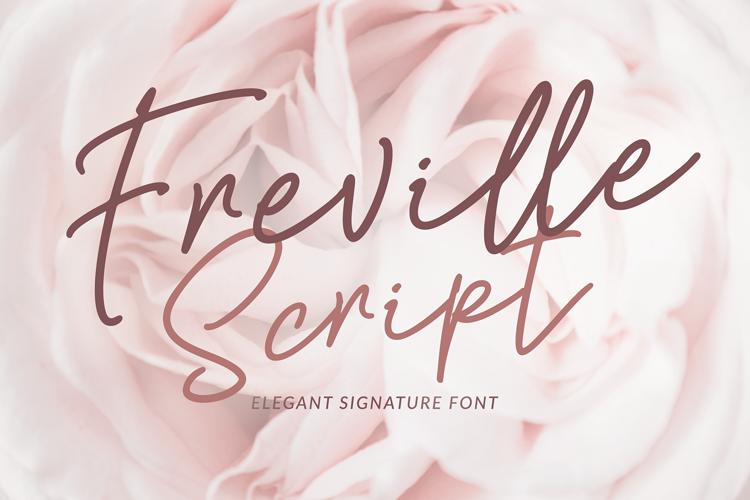 Freville Font