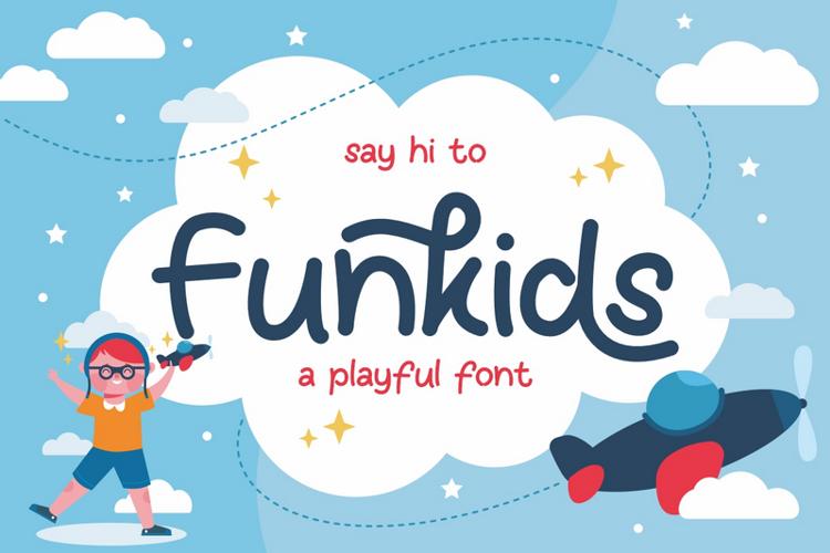 Funkids Font
