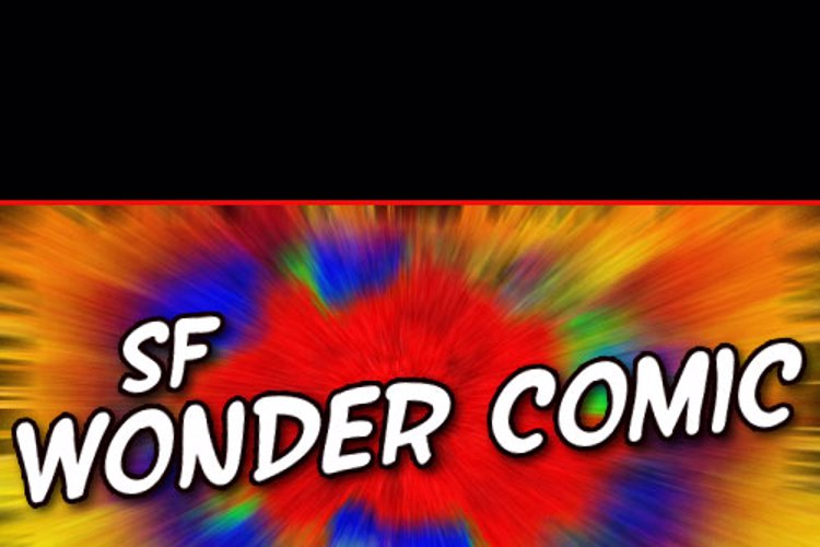 SF Wonder Comic Font