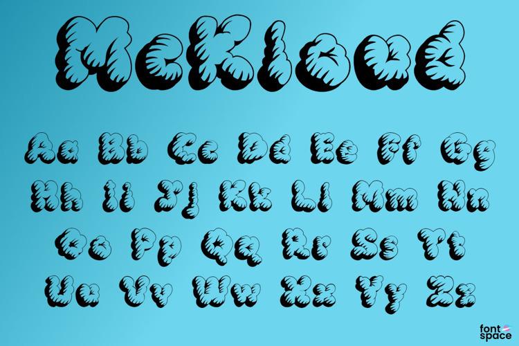 McKloud Font