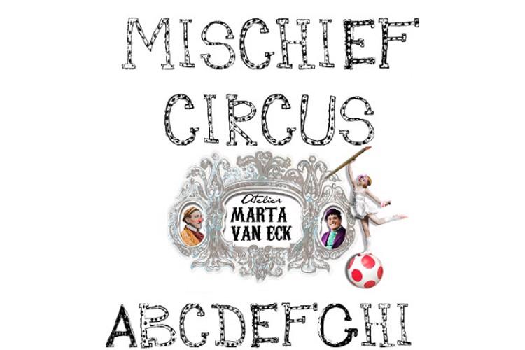 Mischief Circus Font