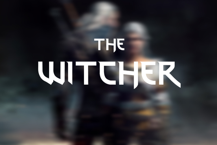 thewitcher Font