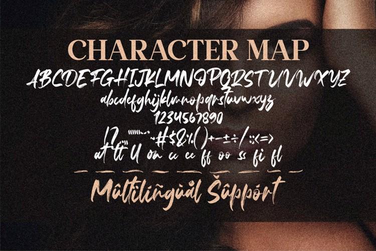 Fedattona Font