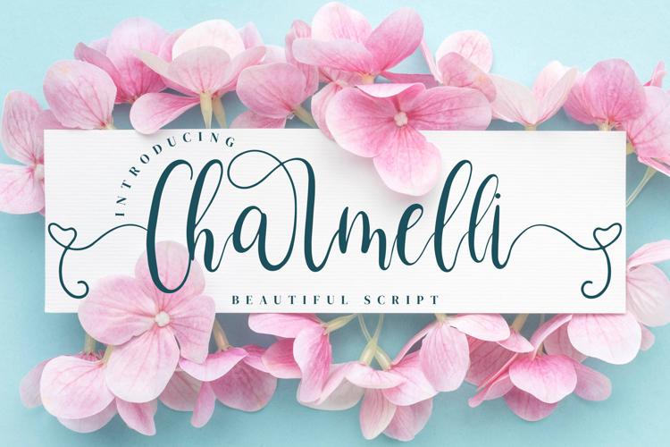 Charmelli Font