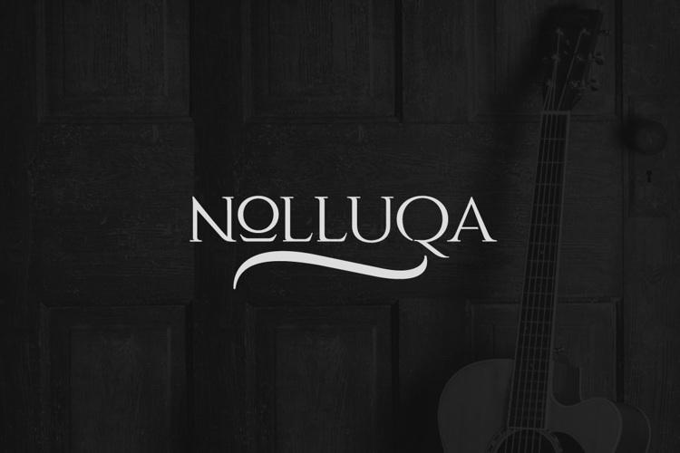 Nolluqa Font