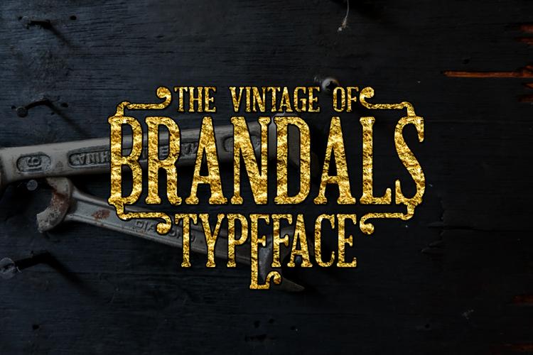 Brandals Font