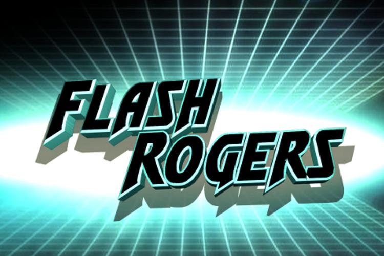Flash Rogers Font