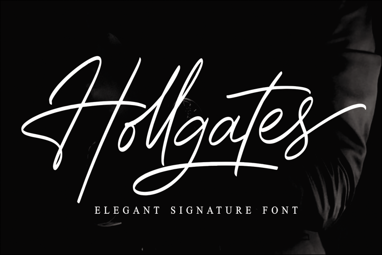 Hollgates Font