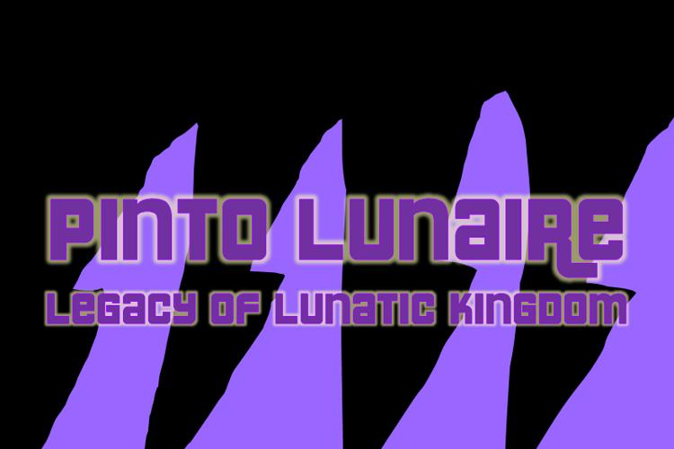 Pinto Lunaire Font