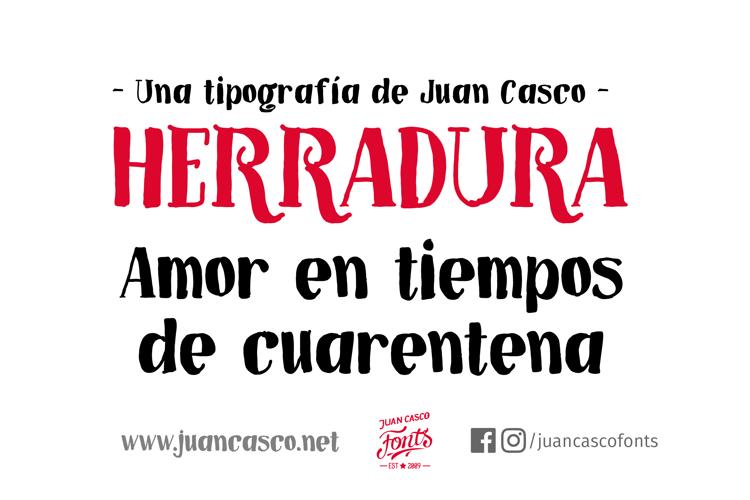 Herradura Font