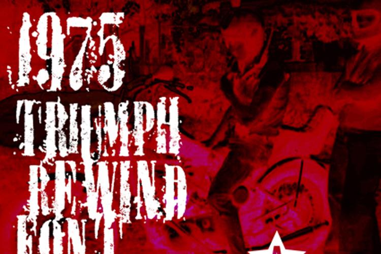 TRIUMPH REWIND Font