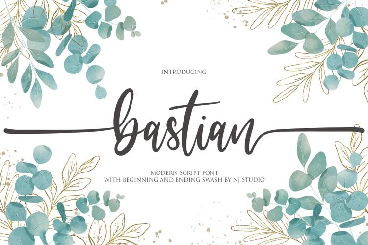 bastlian Font