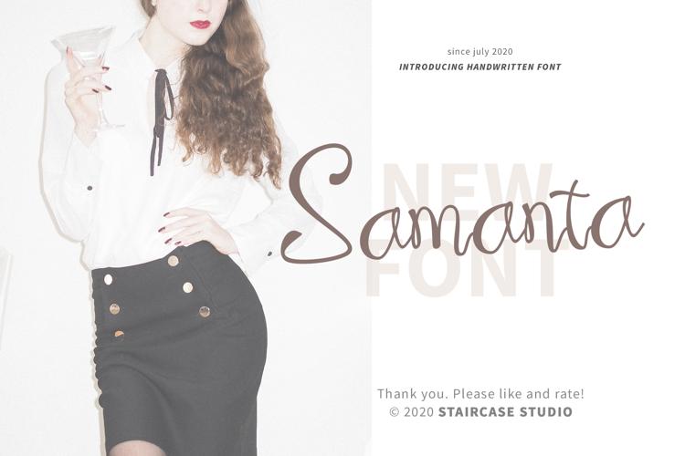 Samanta Font