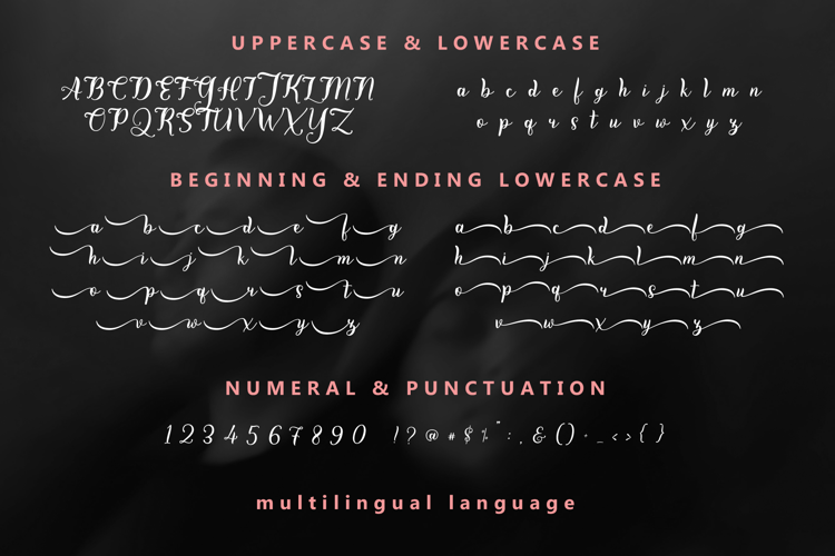 Grand Lovely Script Font