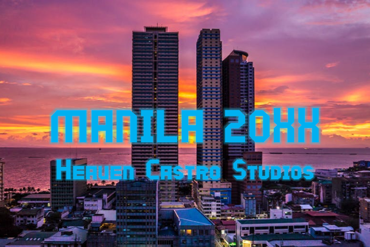 Manila 20XX Font