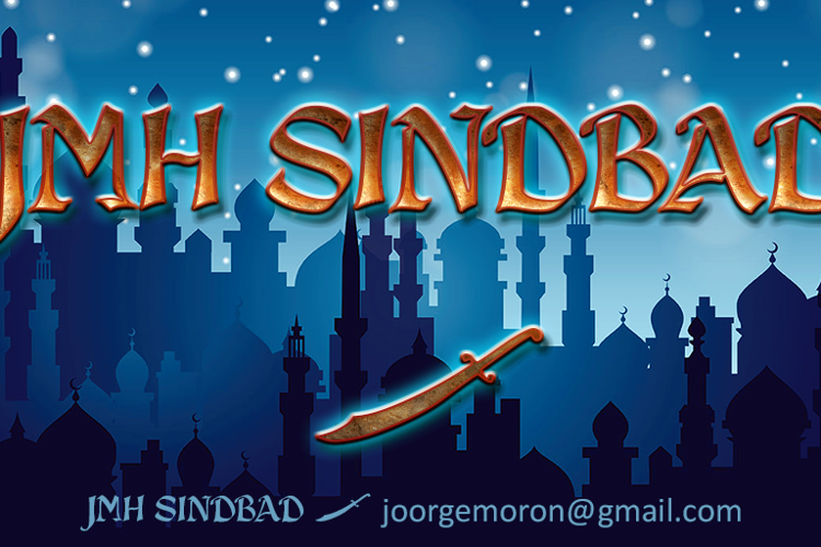 JMH Sindbad Font