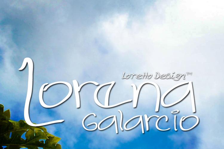 Lorena Galarcio Font