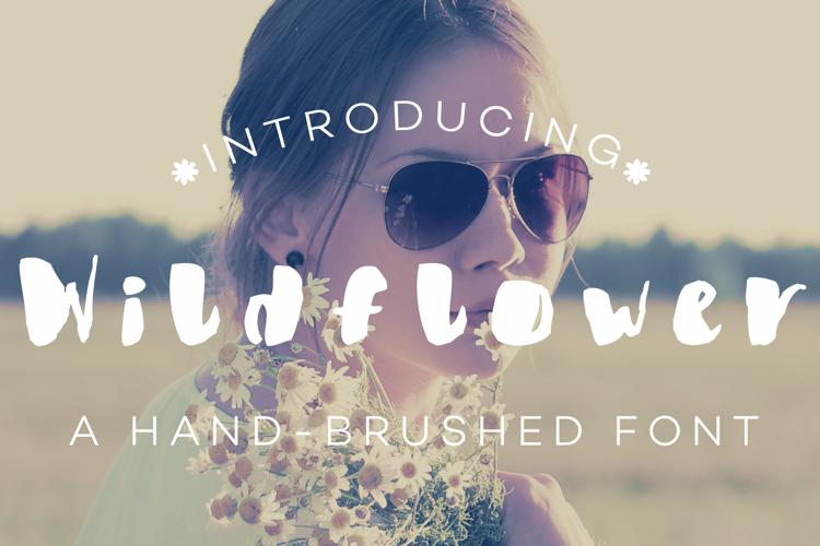 Wildflower Font