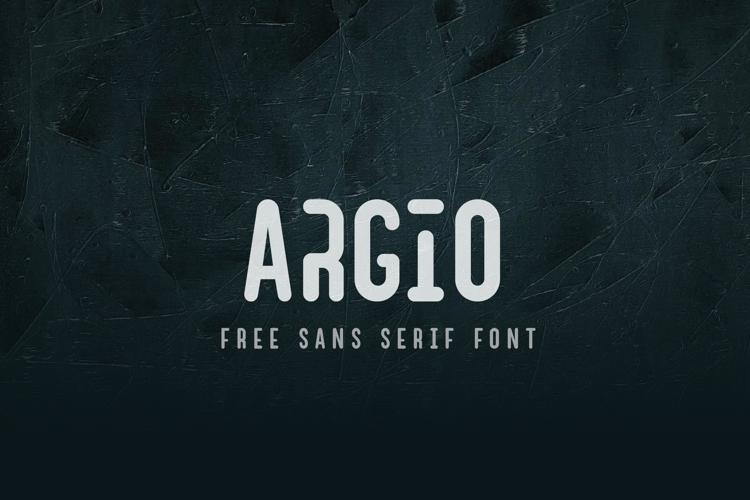 Argio Font
