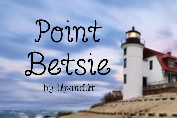 PointBetsie Font