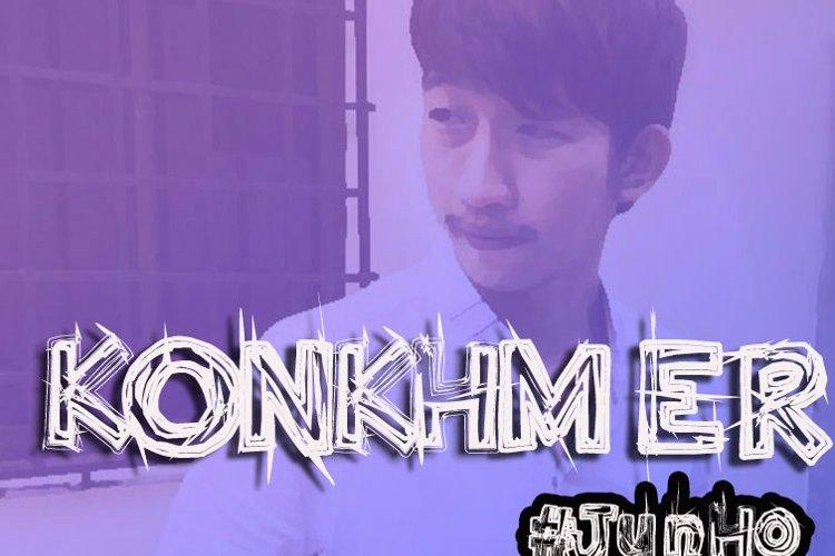 KonKhmer_S-Phanith2 Font