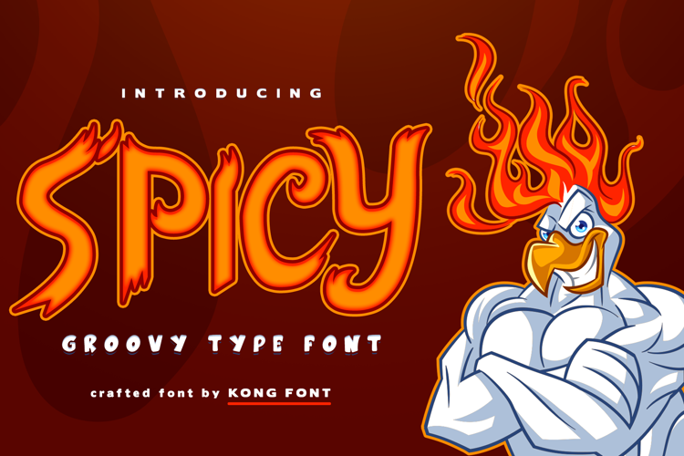 Spicy Font