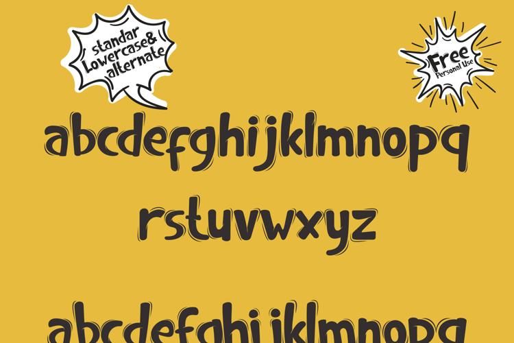 Best in class Font