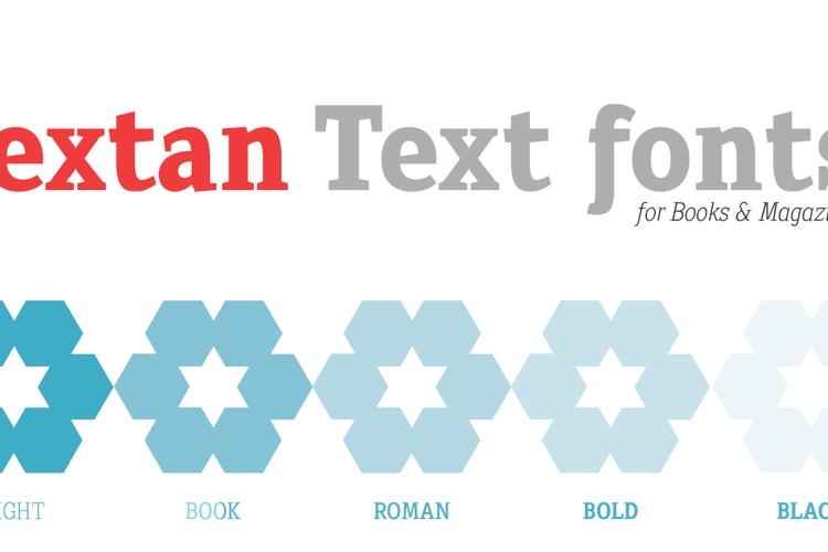 Sextan Roman Font