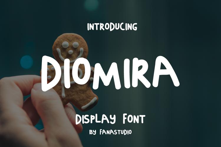 DIOMIRA Font
