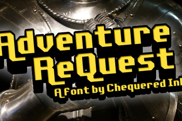 Adventure ReQuest Font