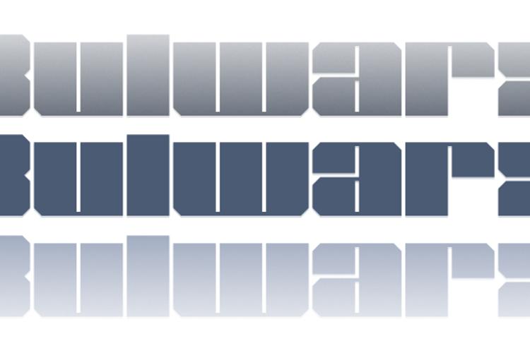 Bulwarx Font