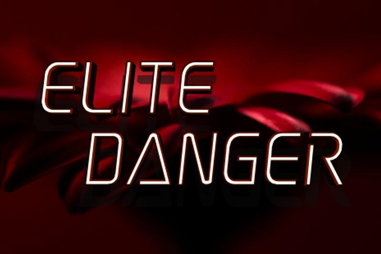 Elite Danger Font