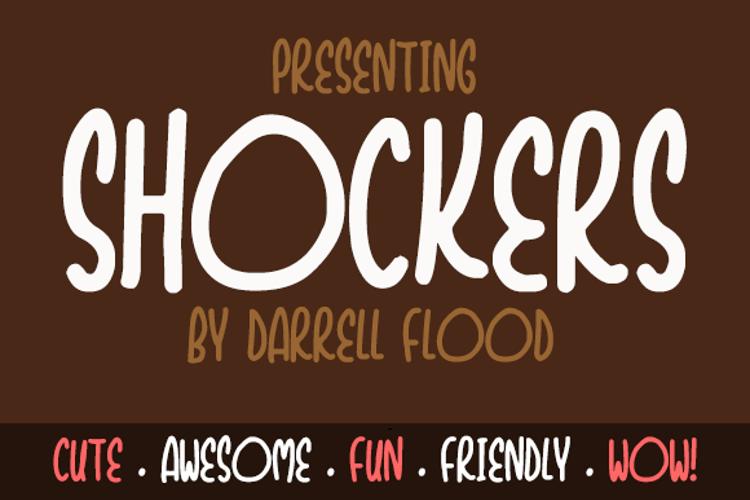 Shockers Font