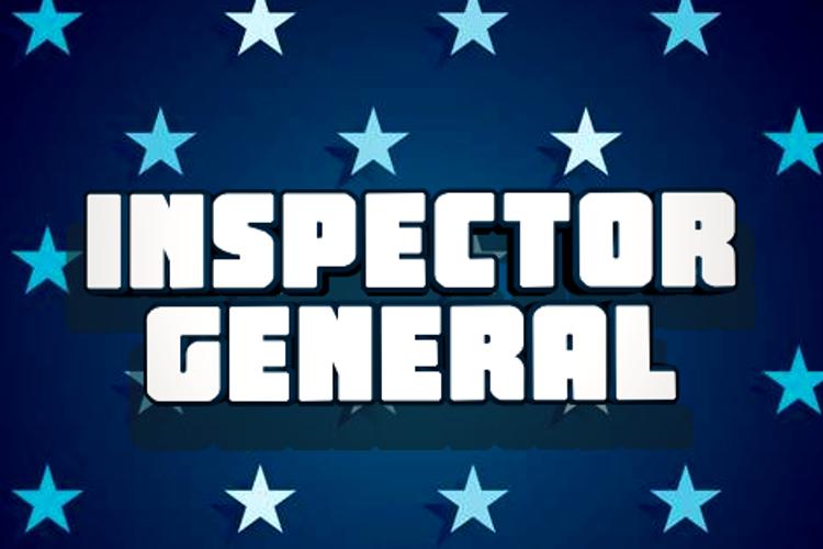 Inspector General Font