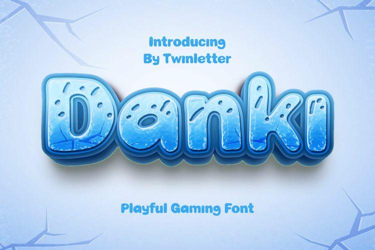 DANKI Font