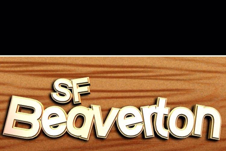 SF Beaverton Font