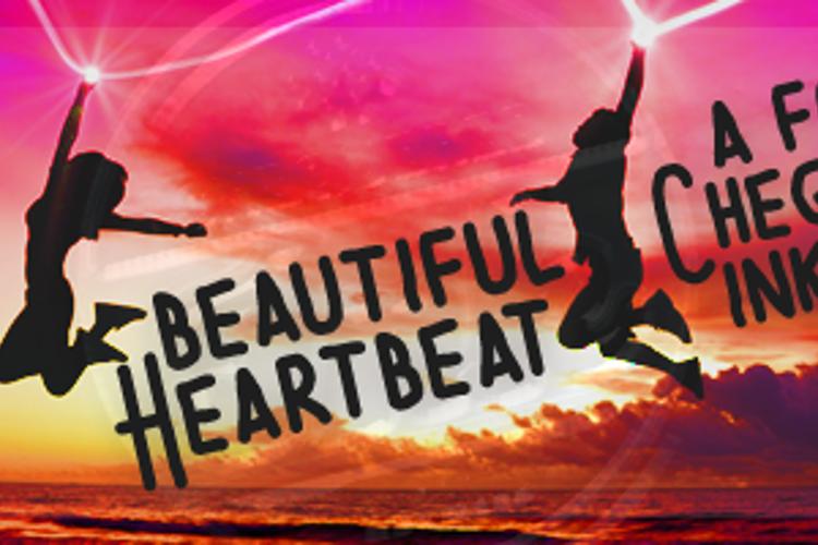 Beautiful Heartbeat Font