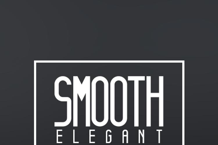 Smooth Elegant Font