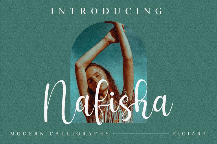 Nafisha Font
