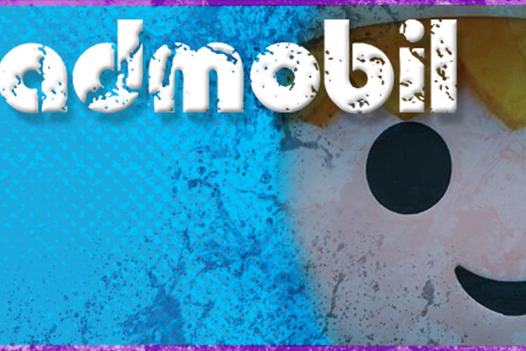 Deadmobil Font