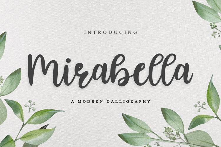 Mirabella Font