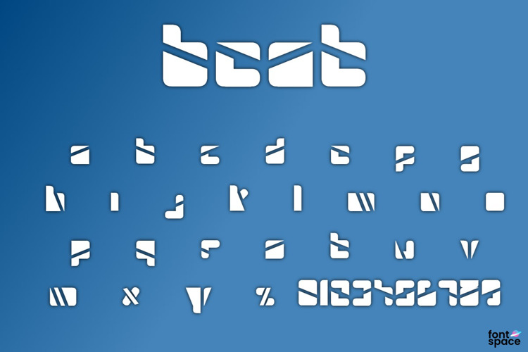 Beat Font