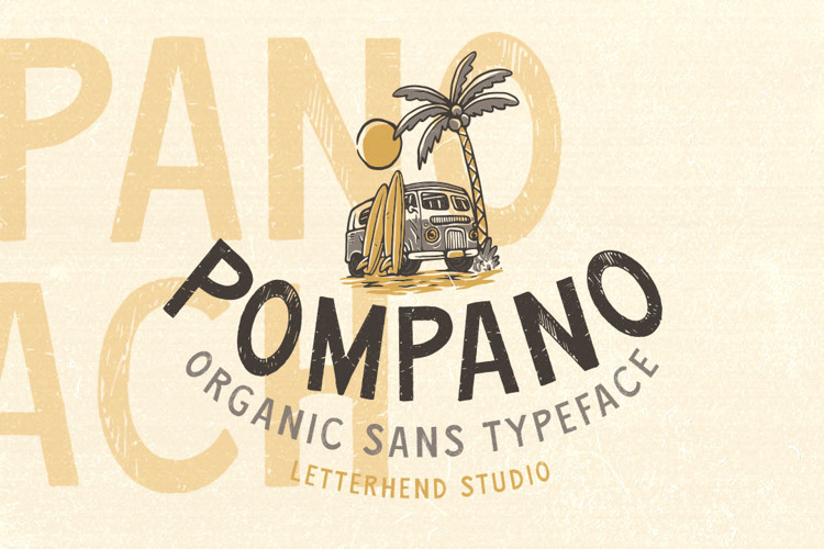 Pompano Font