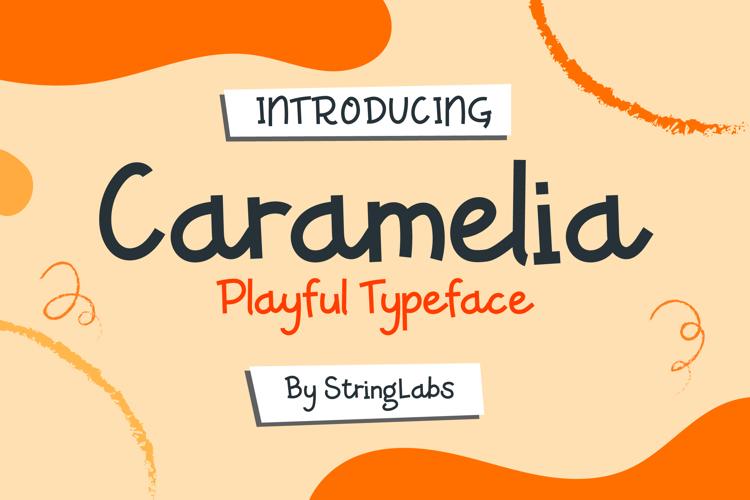 Caramelia Font