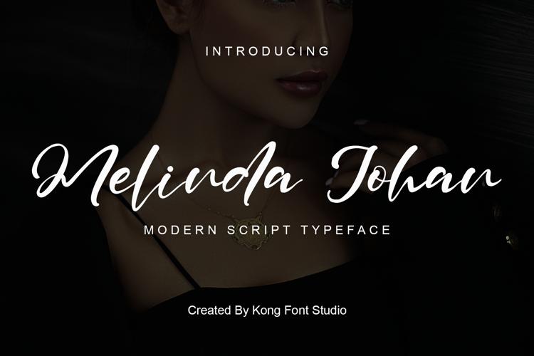 Melinda Johan Font