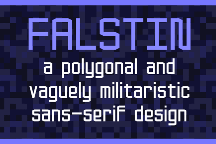 Falstin Font